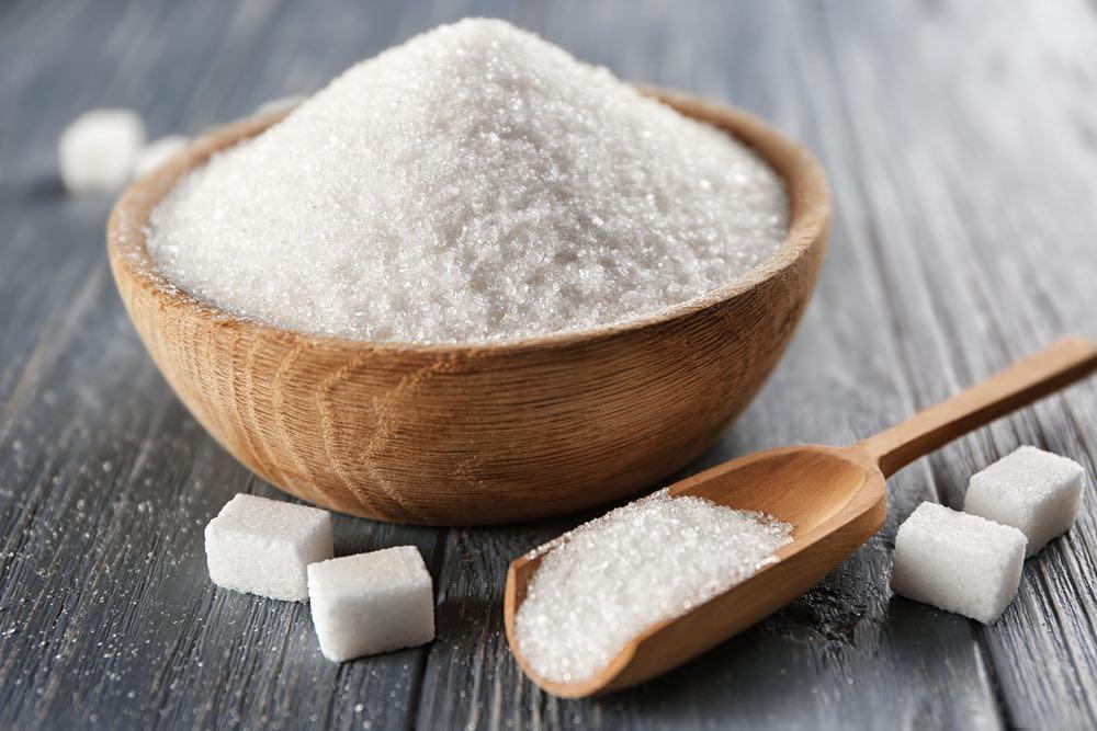 Control de humedad en la fabricación de azúcar
