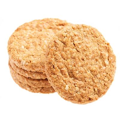 medición tostado galleta