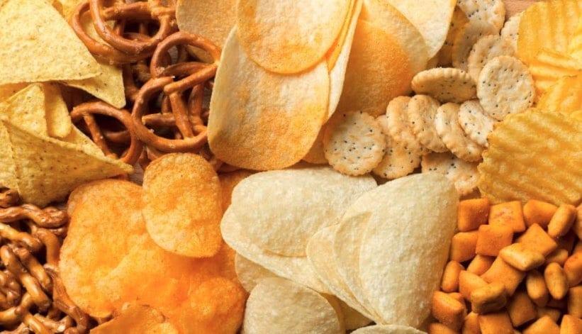 SCL series 9, calidad en alientación, snacks