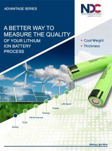 scl calidad en fabricacion de baterias ion litio