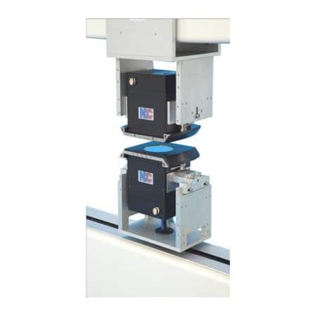 Sensores Beta de medida de gramaje y espesor (Sensores Beta de medida de gramagem e espessura)