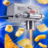 Sensor NDC technologies modelo MM710e para patatas fritas y snacks