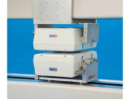 Sensor de rayos X modelo 312 para medir espesor