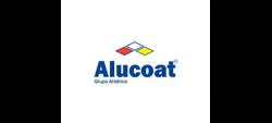 Logotipo de la empresa Alucoat