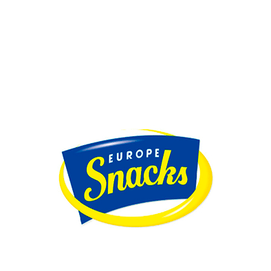 Logo de empresa europe snacks