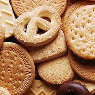 fabricación de galletas y bizcochos