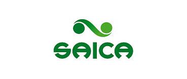 Logo de nuestro cliente SAICA PACK