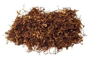 procesado de la hoja de tabaco